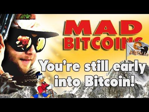 You're still early into Bitcoin, Coinbase vs. Cryptsy, Amazon should accept Bitcoin