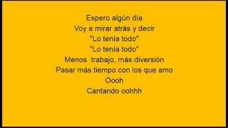 Plain white t´s - Pause // letra en español