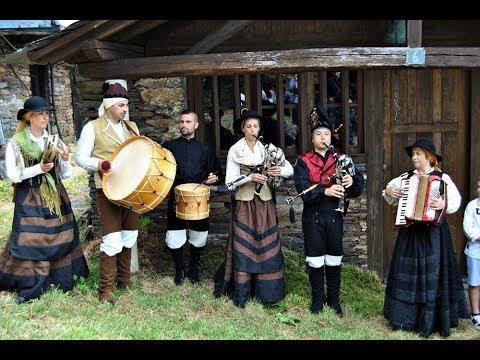 Festa no Carballal do Courel 2017