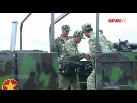 Dấu ấn quân đội tại Giải thưởng VIFOTEC