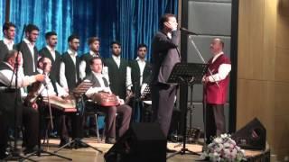Muş Alparslan Üniv. 2016 Kutlu Doğum Haftası Tasavvuf Musikisi Konseri M Habib İspirli Sala