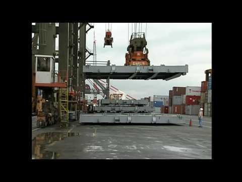 Container Crane Training Vol. 3