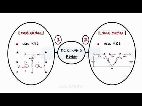 Basic Electrical- DC Circuits Part 5 - Circuit Analysis