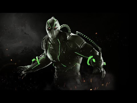 Injustice 2 - Introducing Bane!
