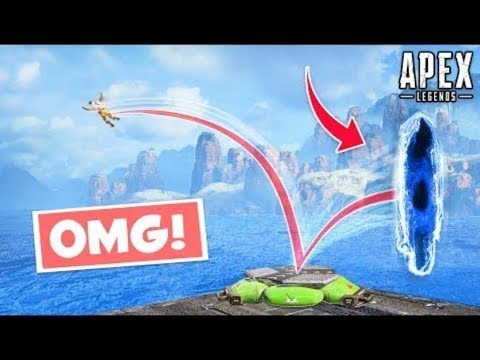 200 IQ LAUNCH PAD KILL IN APEX LEGENDS!.. Apex Legends WTF & Funny Moments #30