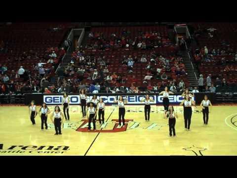 Seattle U Dance Team - Teenage Memories 2
