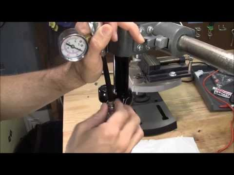 DIY Fox TALAS IFP Charging Tool