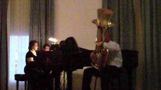 Michael Schurr - Two Moods for Tuba by Donald Swann