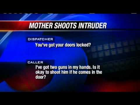 911 Call: 'Is It Okay To Shoot Him?'