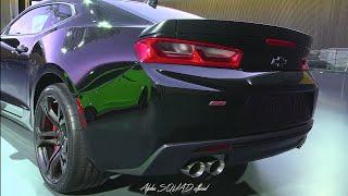 Chevrolet Camaro SS 2017 1LE V8