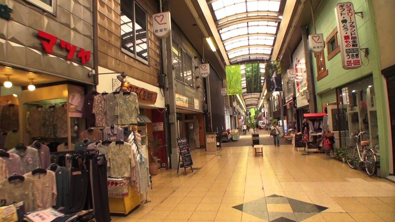 菱屋町商店街 滋賀県大津市 - YouTube