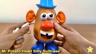 Mr. Potato Head Silly Suitcase Unboxing