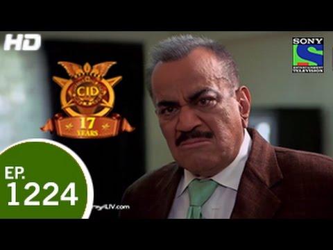 CID - सी ई डी - TeleKinesis - Episode 1224 - 3rd May 2015
