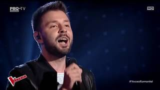 Download The Voice Romania Blind Audition Bogdan Ioan Earth Song Michael Jackson Mp3 and Videos