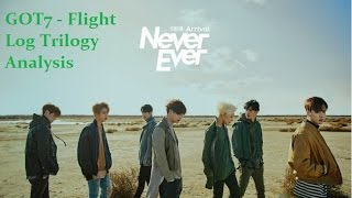Gambar cover GOT7 -  Flight Log Trilogy Analysis (Video Essay)