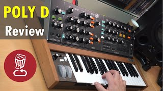 Behringer POLY D: Review, Tutorial and Patch Ideas // Auto-damp explained