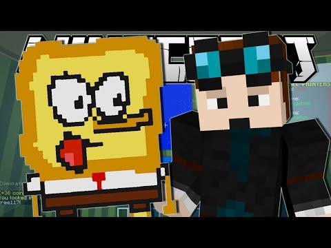 Minecraft | SPONGEBOB THE TOAST!! | Pixel Painters Minigame