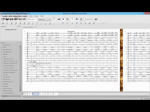Mission: Impossible Theme Song for Symphony/Phliharmonic Orchestra