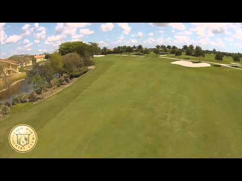 Hole #11 At Lago Mar Country Club