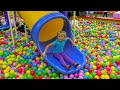 Yaroslava and her activities at the Child's Play Center