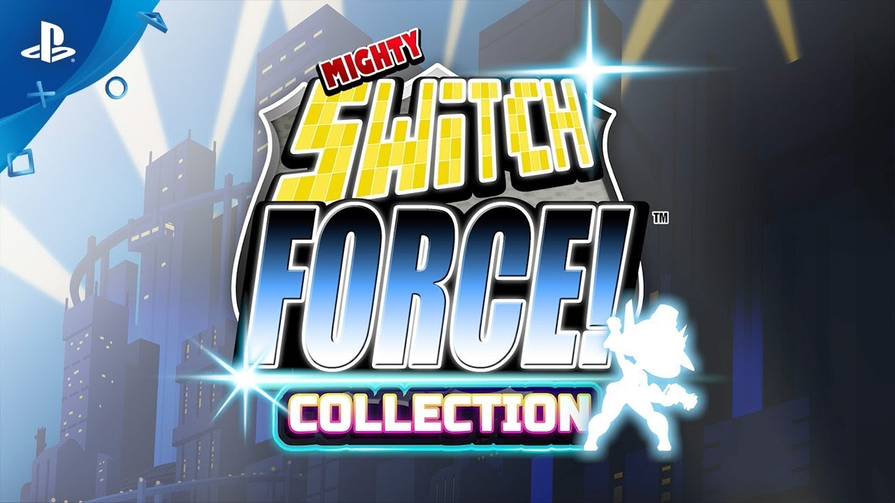 Mighty Switch Force! Collection - Teaser Trailer | PS4