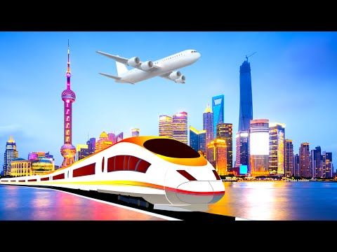China's Future MEGAPROJECTS (2016-2050's)