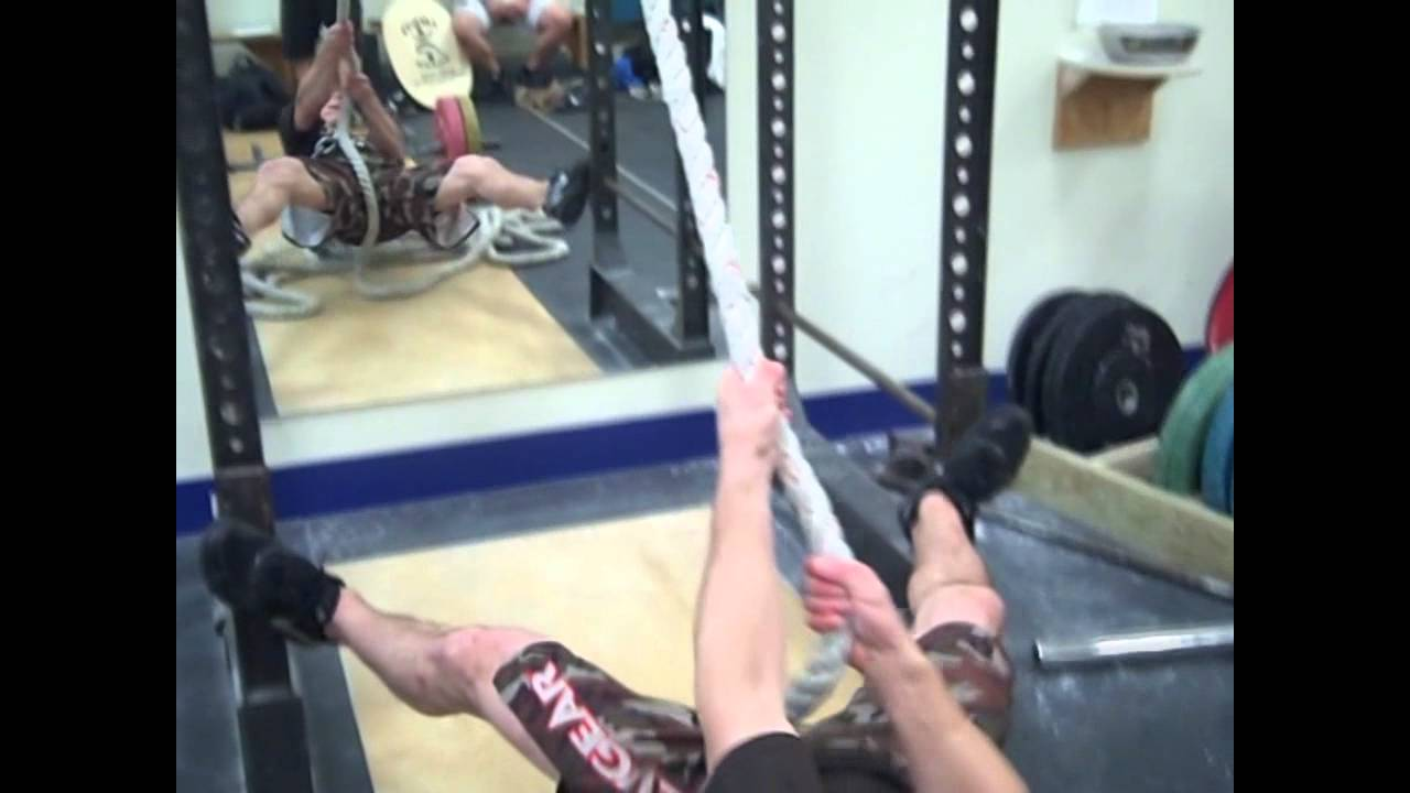8 Top MMA Strength Exercises - Strength Training for Athletes