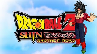 Dragon Ball Z Shin Budokai Another Road - SSJ4 Bardock Mod PPSSPP