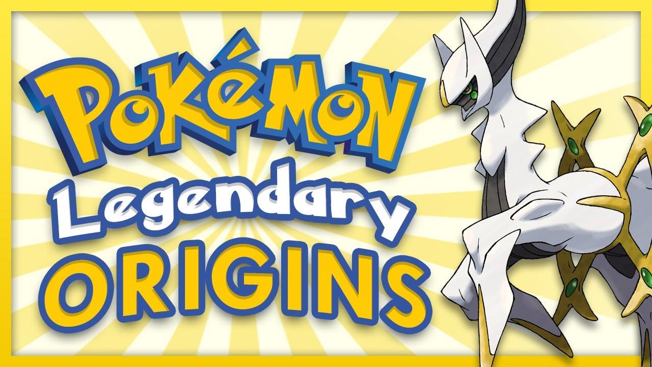 legendary pokemon origins 2 youtube