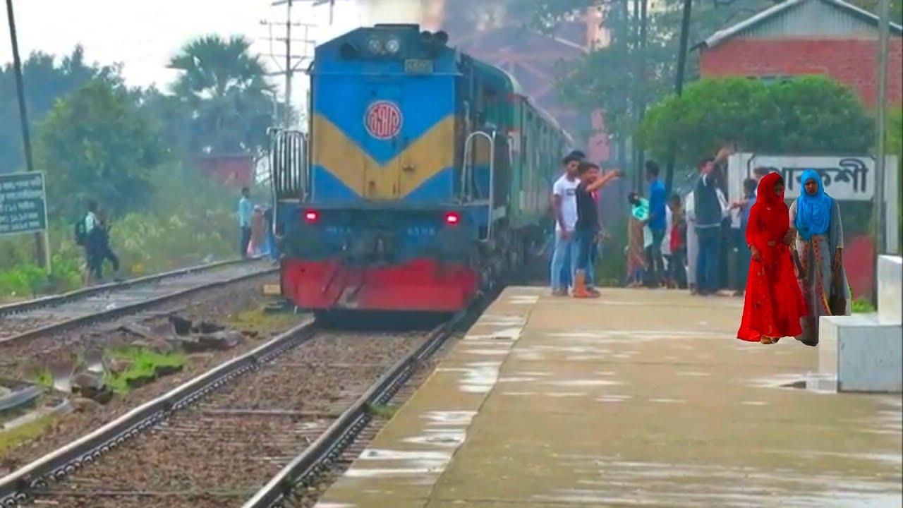 Diesel Avatar    Chitra Express After 60 Day's Lockdown    Pakshi Station??