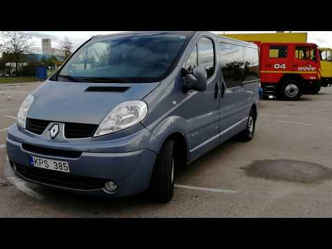 Renault Trafic 2011г.