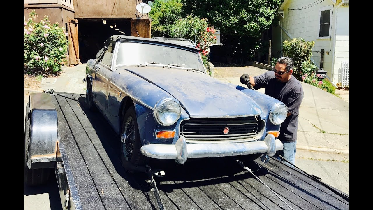 Mg midget conversions