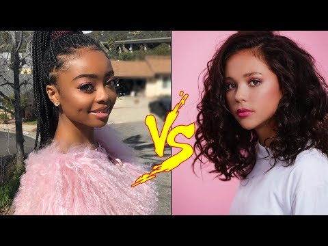Skai Jackson Vs Breanna Yde From 1 To 16 Years Old - Star News