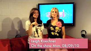 Leigh Koechner on The Parent Experiment 08/09/10