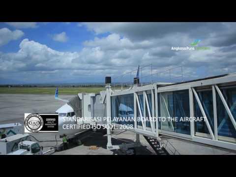Pelayanan Lombok International Airport