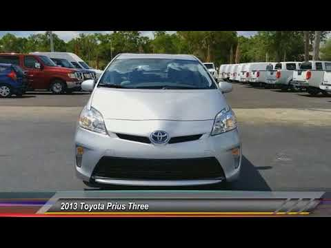 2013 Toyota Prius DeLand Nissan N117627B