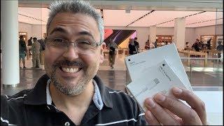 Cuanto cuesta carga rápida en el iPhone Xs Max y cuanto demora Vamos de Compras!!