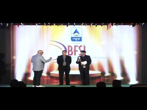 BFSI Awards-CEO of the Year Award 2016 - MD & CEO, Sustainable Agro-commercial Finance Ltd.