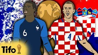 FIFA World Cup 2018™ Final Review: France 4 - 2 Croatia