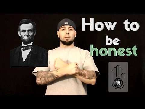 Download Youtube: How to be honest