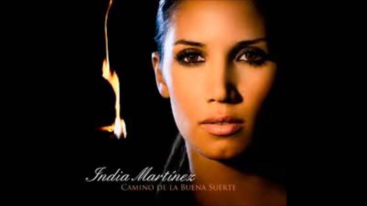 India Martínez. Quizás
