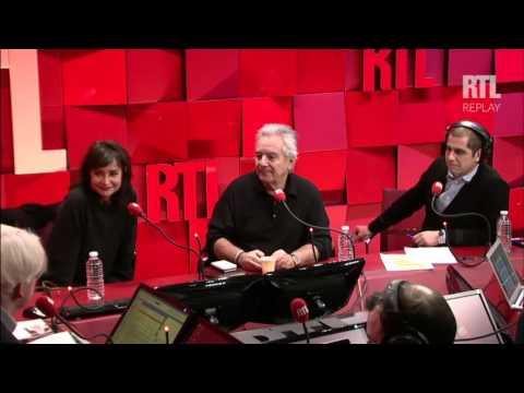 Evelyne Bouix et Pierre Arditi dans A la bonne heure du 20 10 2015 Partie 2 - RTL - RTL