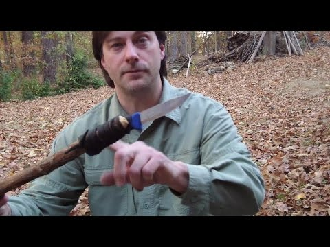 Tagged, How I Choose a Good Bushcraft or Survival Knife