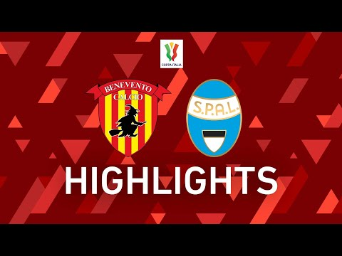 Benevento Spal Goals And Highlights