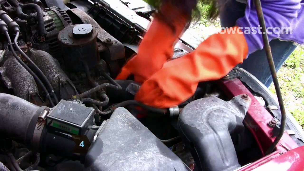 How to Patch a Radiator Hose & How to Patch a Radiator Hose - YouTube