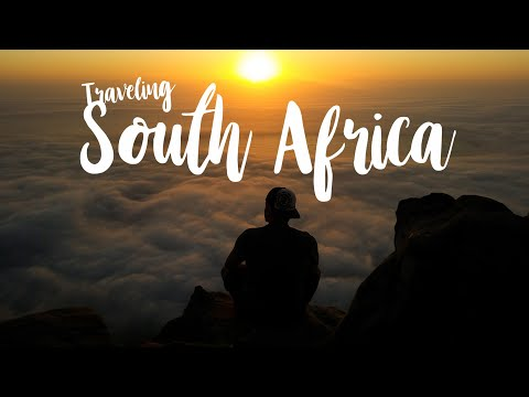 TRAVEL SOUTH AFRICA [HD] // Cape Town - Shark Cage Diving - Safari and much more!