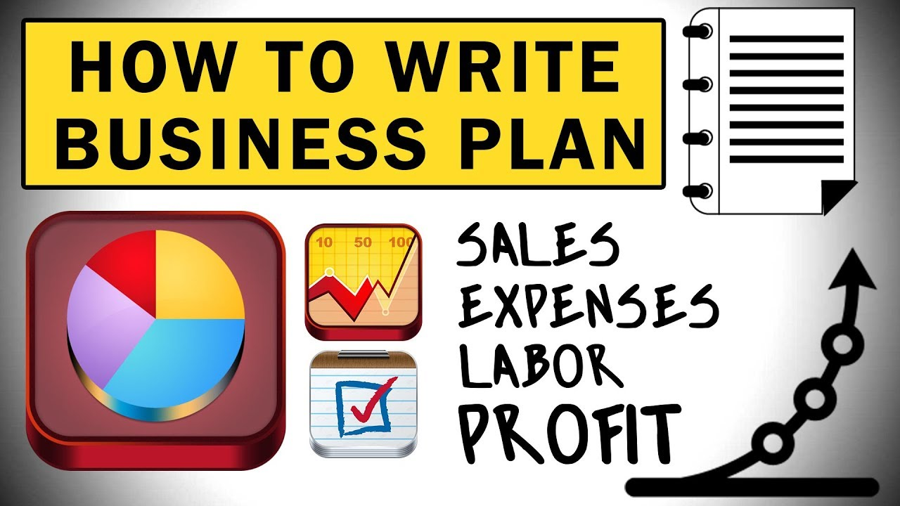 how to write a startup business plan