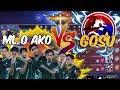 GOSU VS ML O AKO - COACHING TEAM GOSU