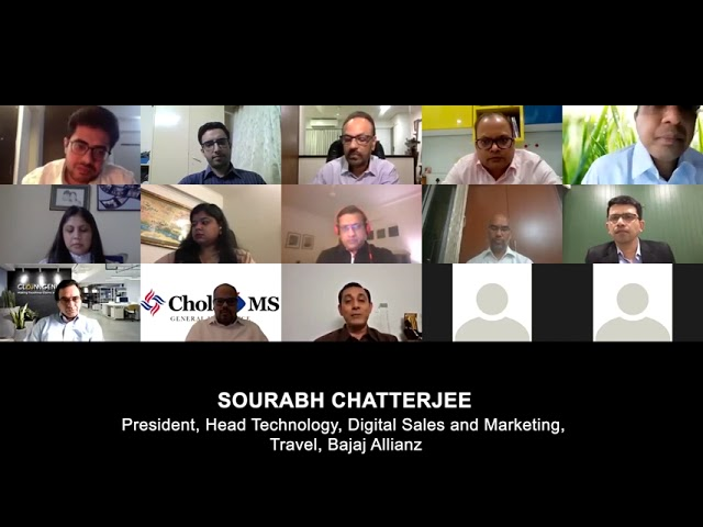 Mr  Sourabh Chatterjee's views at Plexus   CXO Round Table organized by Quess GTS
