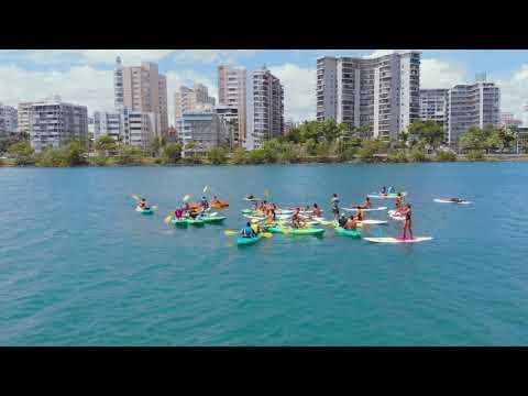 Fun at Condado Lagoon Apple Devices 4K